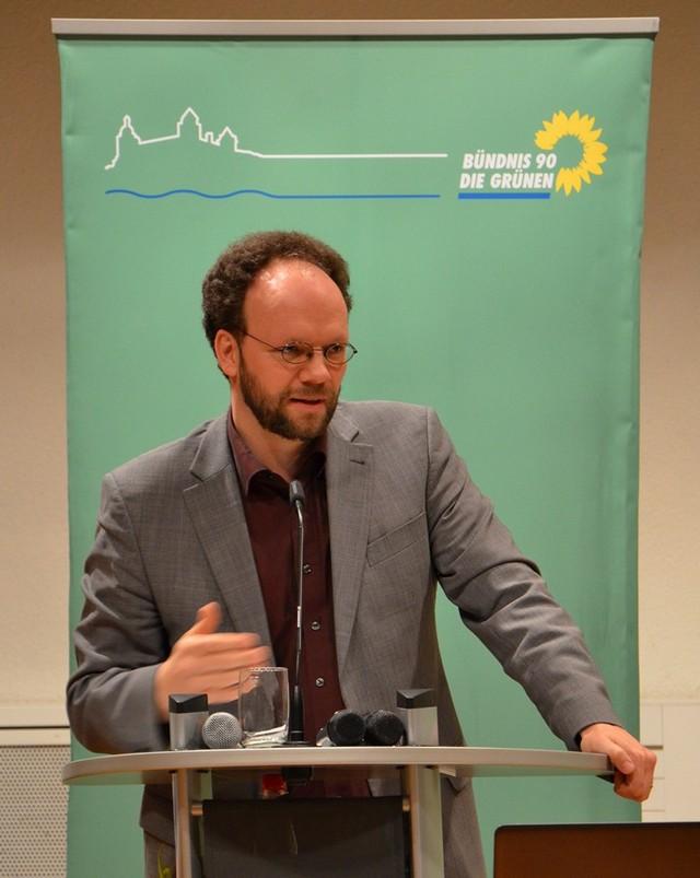 Patrick Friedl - Landtagsabgeordneter