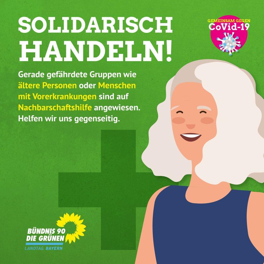 Corona-Solidarisch